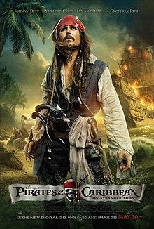 Karibu juras pirati: Svesajos krastos (LAT SUB)
